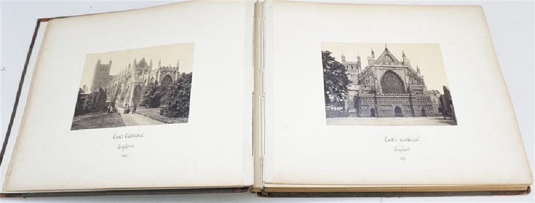 19TH C. FELIX REIFSCHNEIDER PHOTO ALBUM - 4