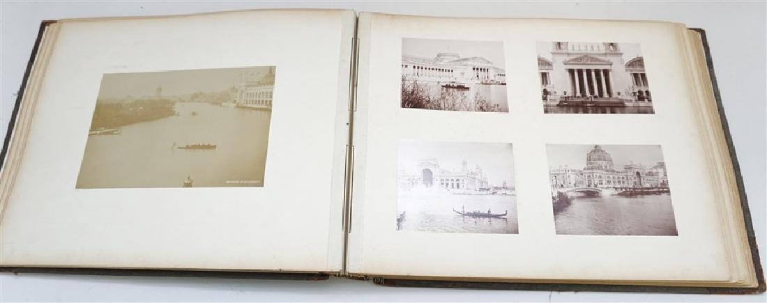 19TH C. FELIX REIFSCHNEIDER PHOTO ALBUM - 5