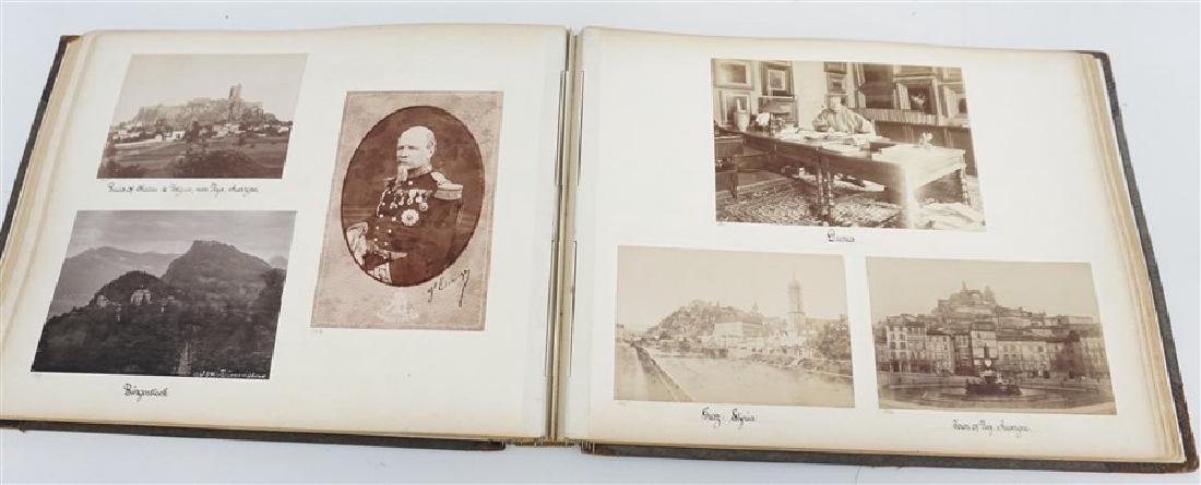19TH C. FELIX REIFSCHNEIDER PHOTO ALBUM - 7