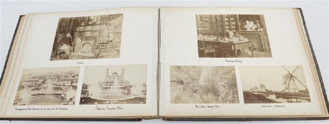 19TH C. FELIX REIFSCHNEIDER PHOTO ALBUM - 8