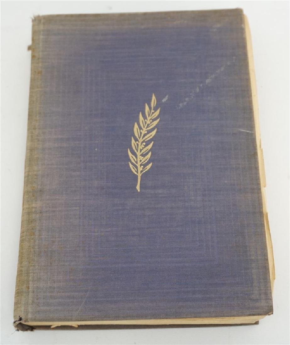FIRST EDITION SINCLAIR LEWIS WORK OF ART 1934 - 2
