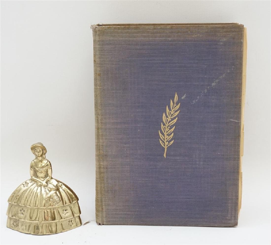 FIRST EDITION SINCLAIR LEWIS WORK OF ART 1934 - 5