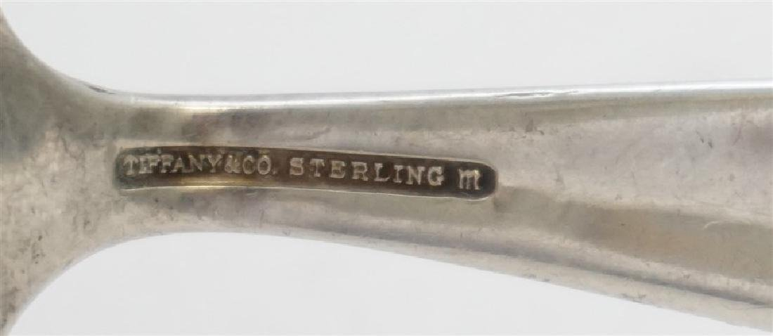 TIFFANY & CO STERLING BABY FOOD PUSHER - 7