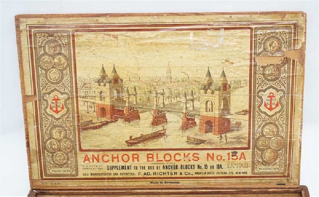 RICHTER'S ANCHOR BLOCKS - 2