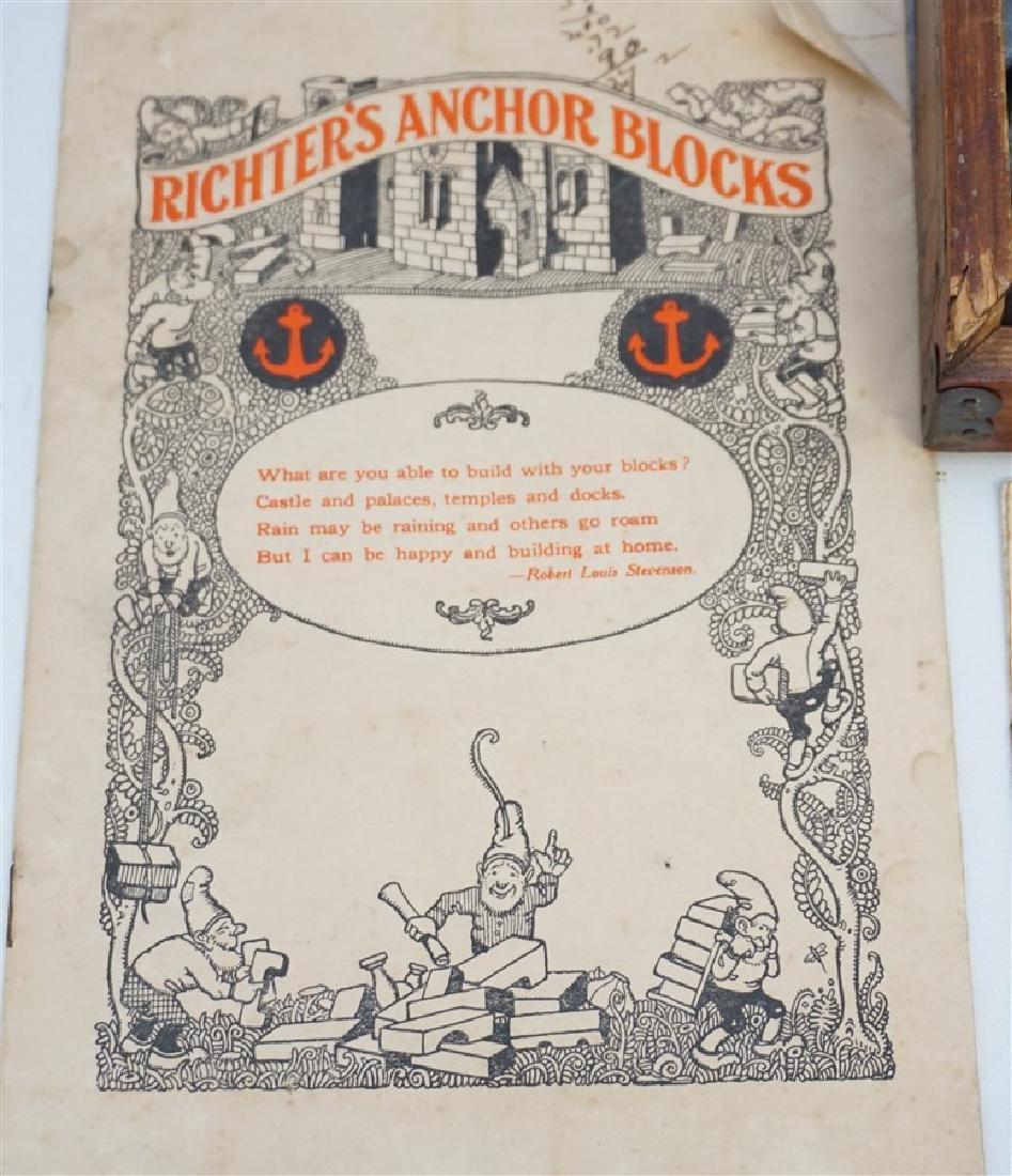 RICHTER'S ANCHOR BLOCKS - 5