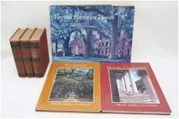 6 VINTAGE BOOKS CHARLES DICKENS & PLANTATIONS