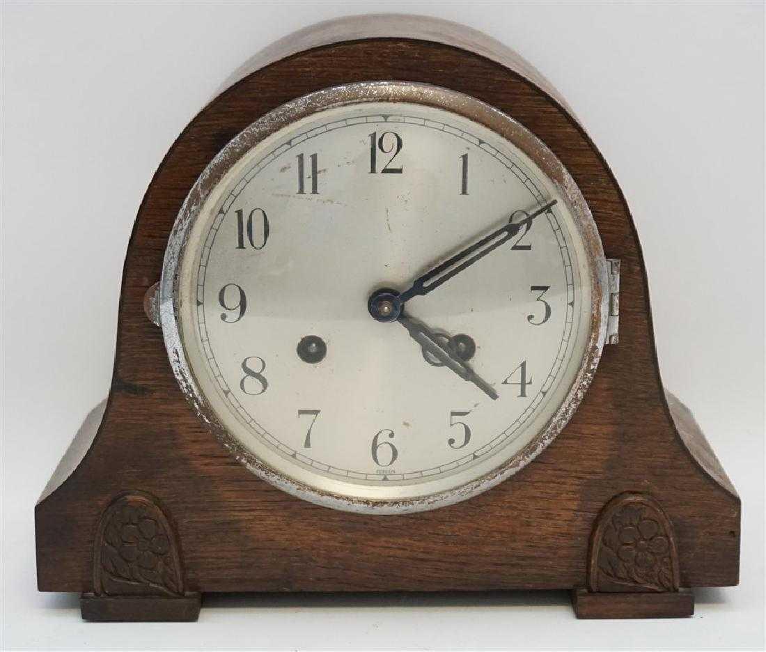 Haller Foreign Art Deco Clock