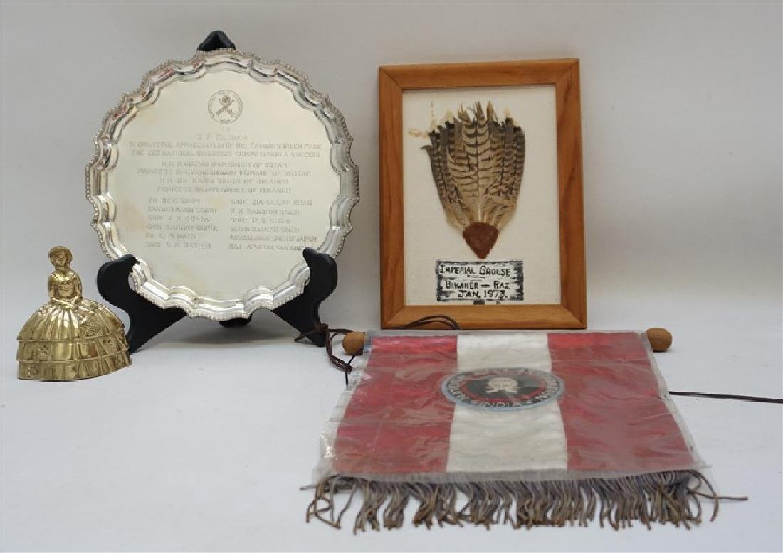3 pc NRA INDIA TROPHY & IMPERIAL GROUSE RAJASTHAN - 6