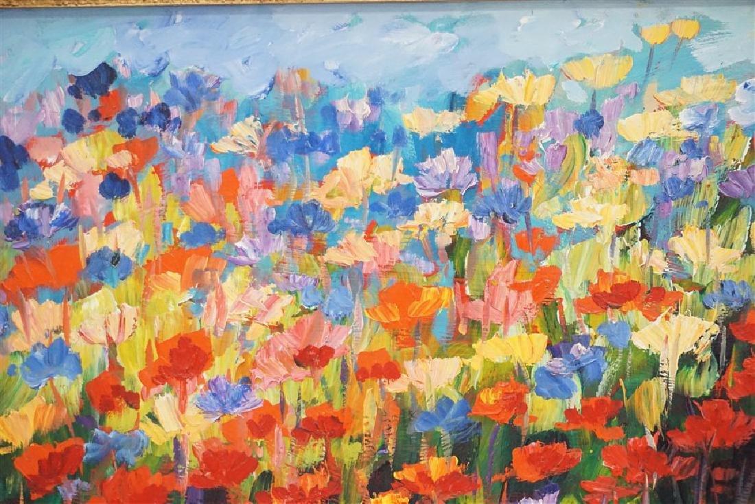 MALGORZATA MAGDALENA KRUK IMPRESSIONIST FLOWERS - 4