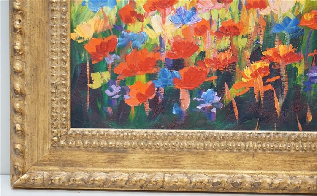MALGORZATA MAGDALENA KRUK IMPRESSIONIST FLOWERS - 6