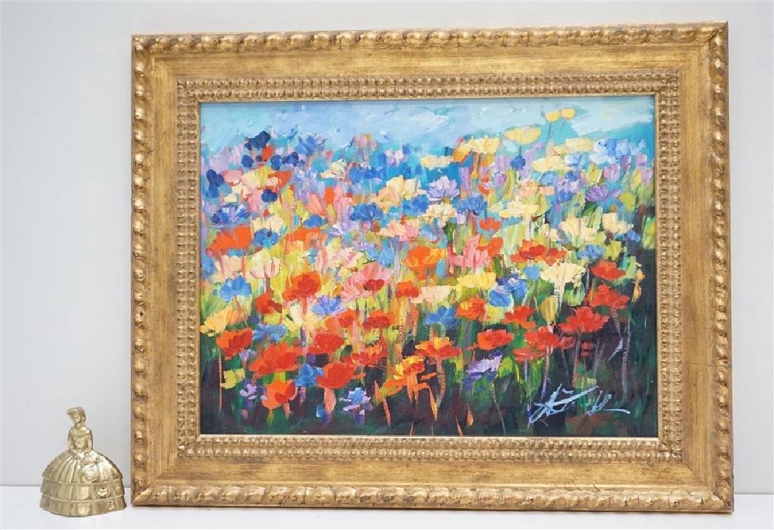 MALGORZATA MAGDALENA KRUK IMPRESSIONIST FLOWERS - 7