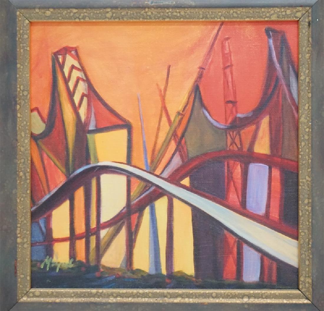 CAROL MCGILL CHARLESTON BRIDGES FALLING DOWN - 2