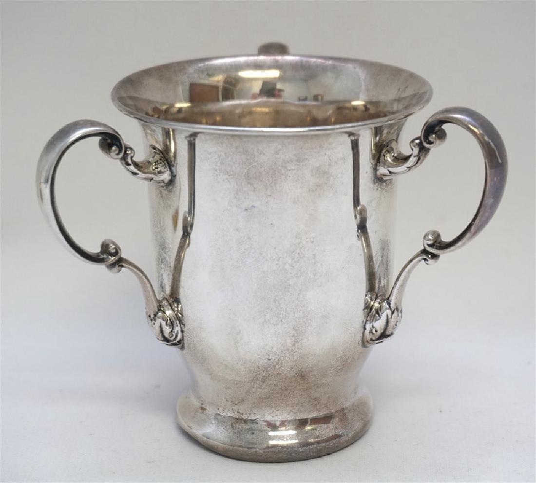 GORHAM STERLING SILVER 1900 TROPHY CUP - 4