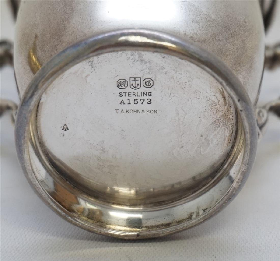 GORHAM STERLING SILVER 1900 TROPHY CUP - 6