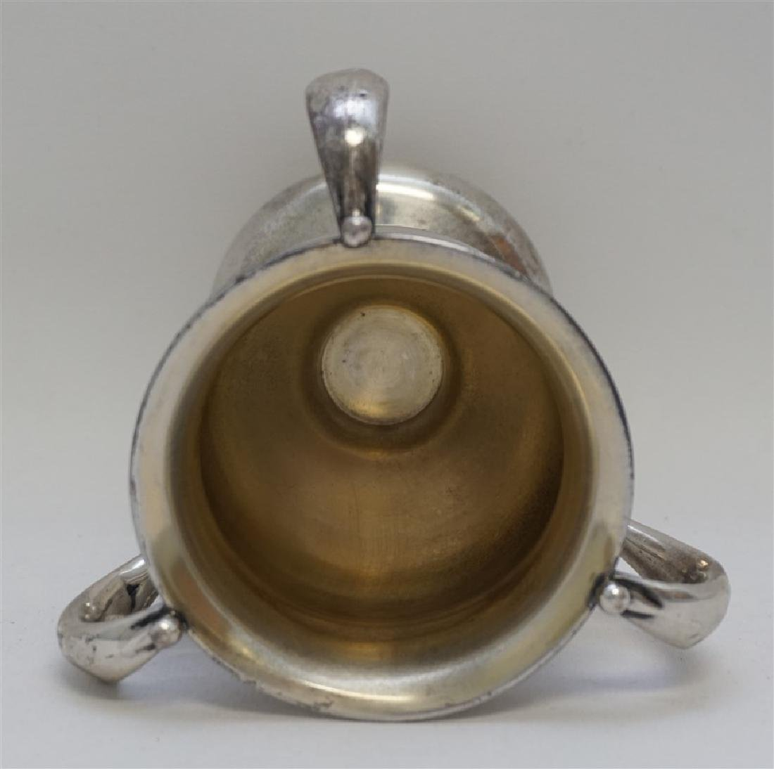 1902 STERLING SILVER LOVING CUP TROPHY - 9