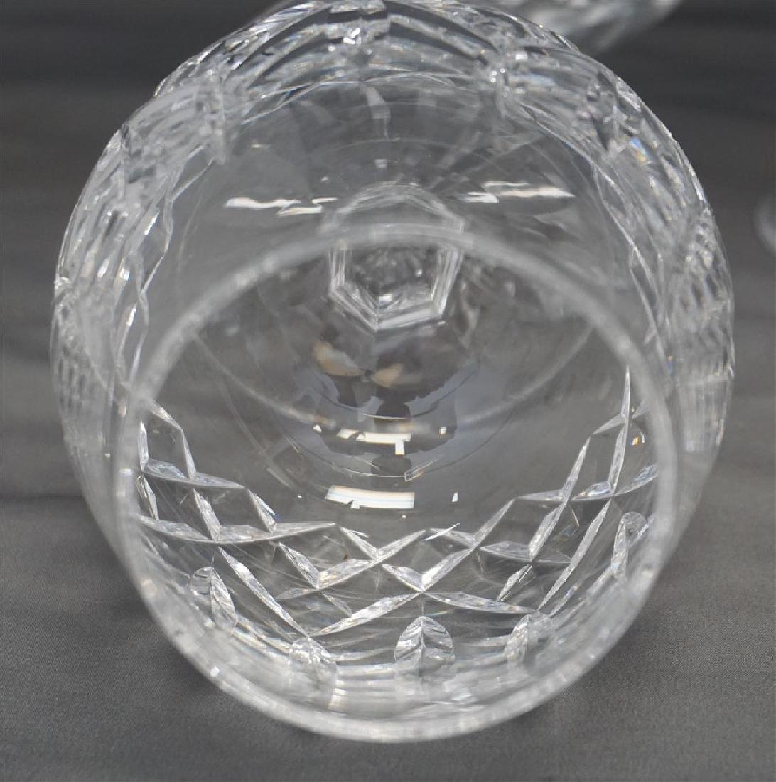 4PC WATERFORD CRYSTAL SNIFTERS - 5