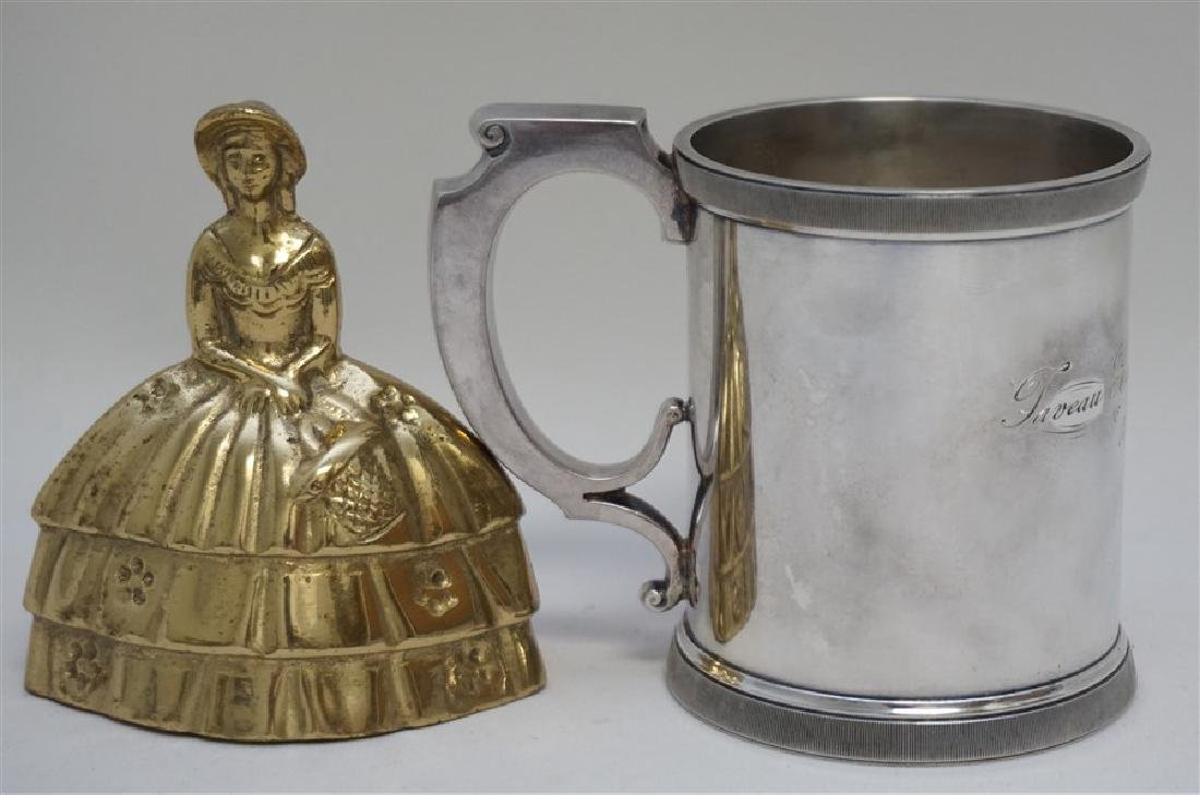 CHARLESTON STERLING CUP - CARRINGTON, THOMAS & CO - 10