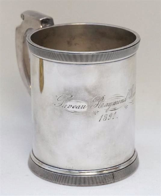 CHARLESTON STERLING CUP - CARRINGTON, THOMAS & CO