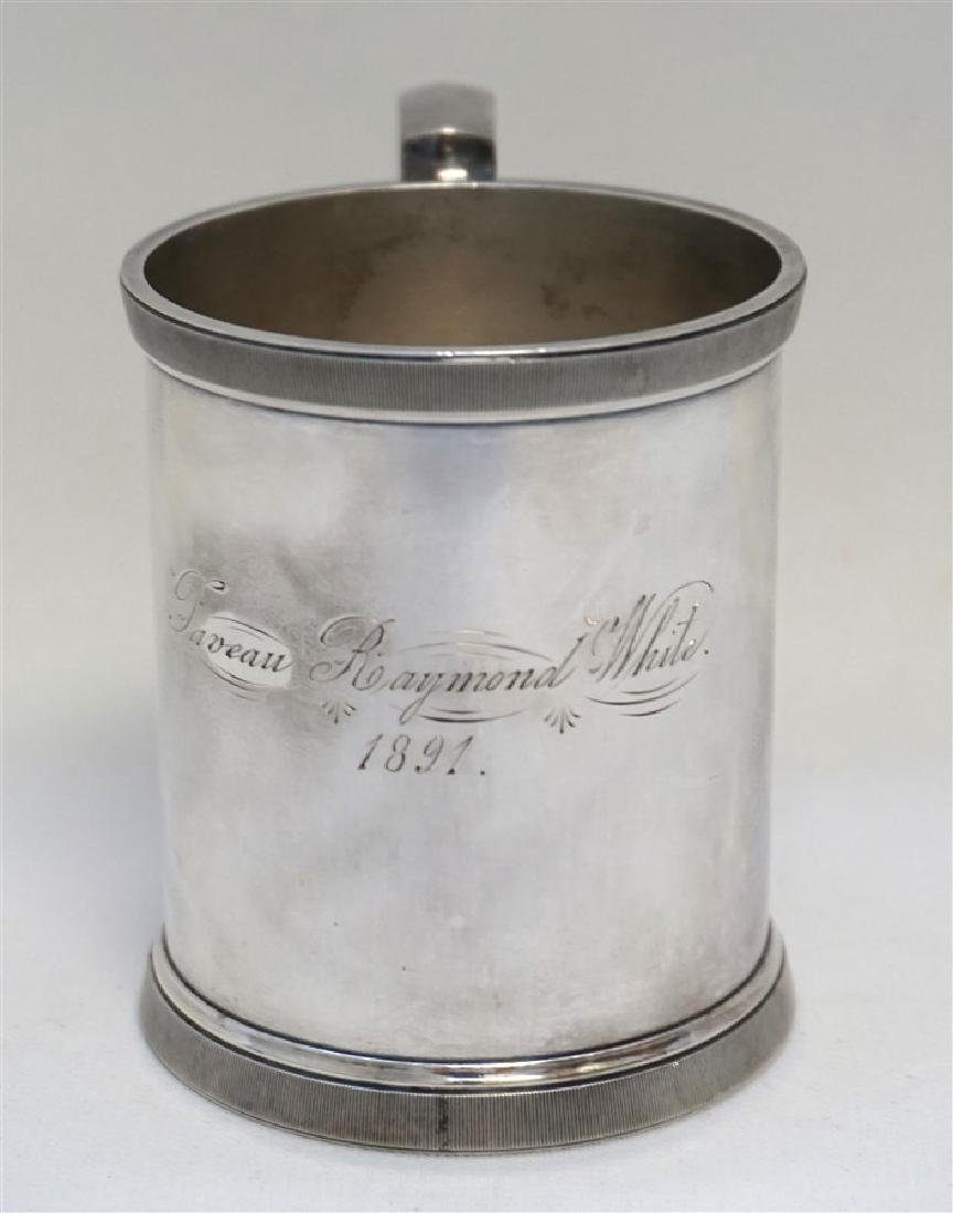 CHARLESTON STERLING CUP - CARRINGTON, THOMAS & CO - 2