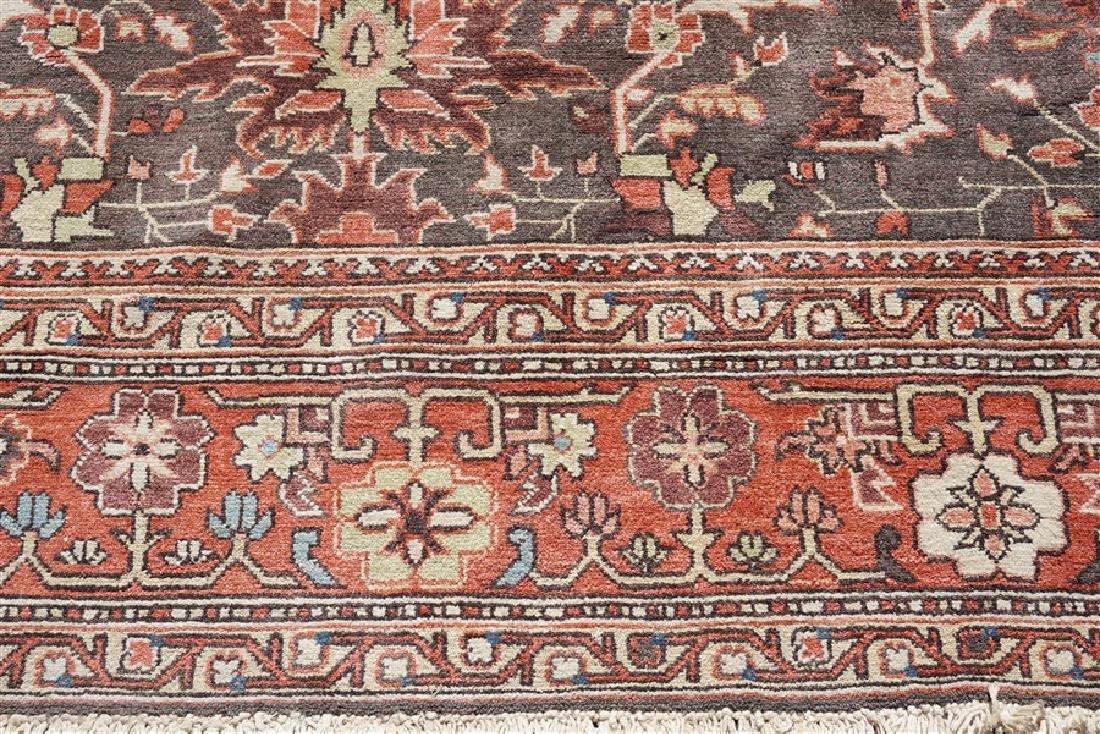 9x12 ANTIQUE ISFAHAN PERSIAN CARPET - 2