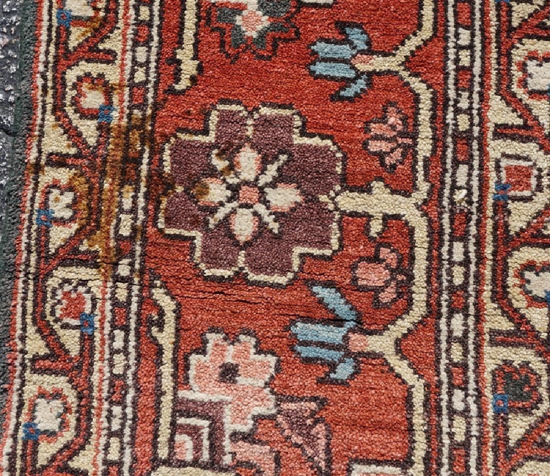 9x12 ANTIQUE ISFAHAN PERSIAN CARPET - 6