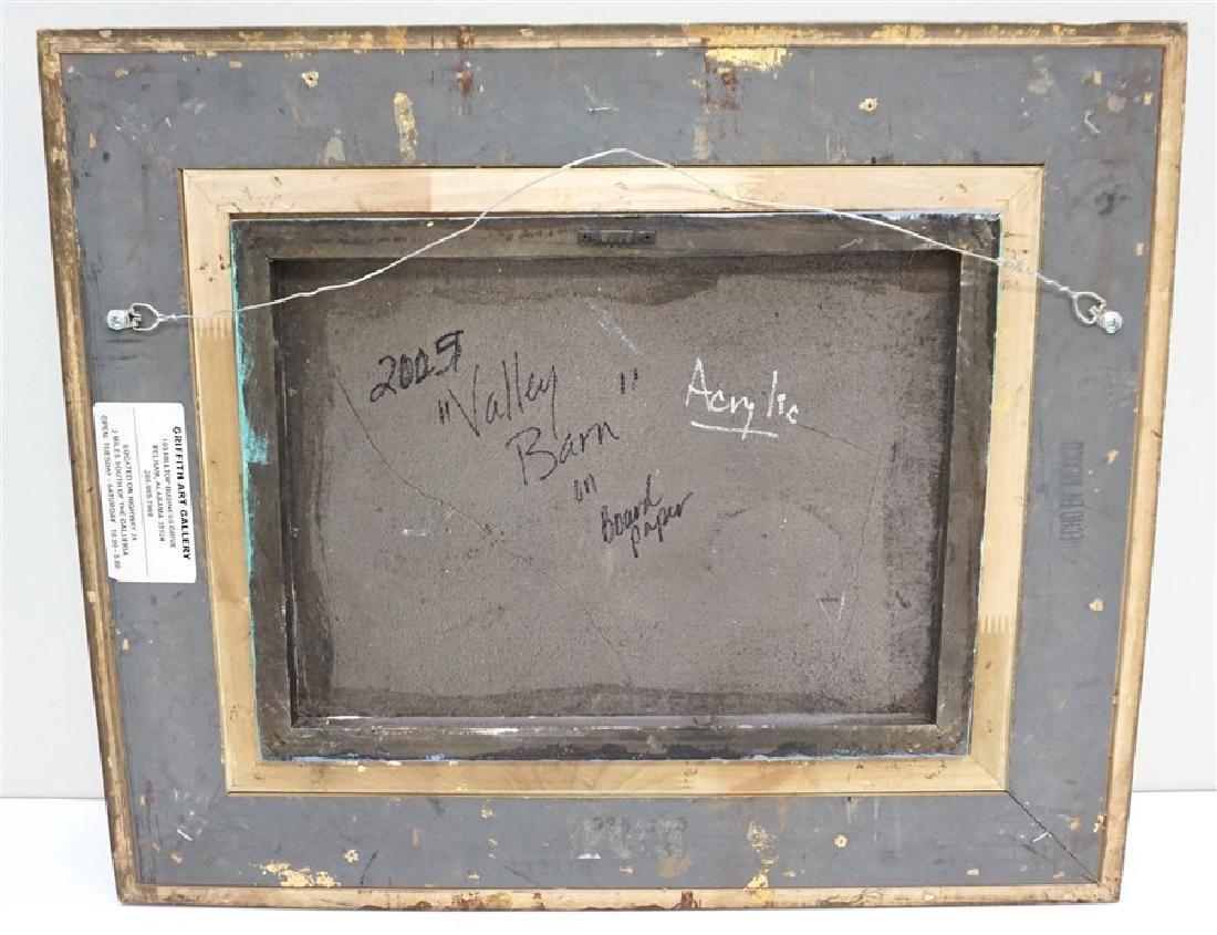 ORIGINAL VALLEY BARN ON BOARD PAPER - KRISTIN - 7