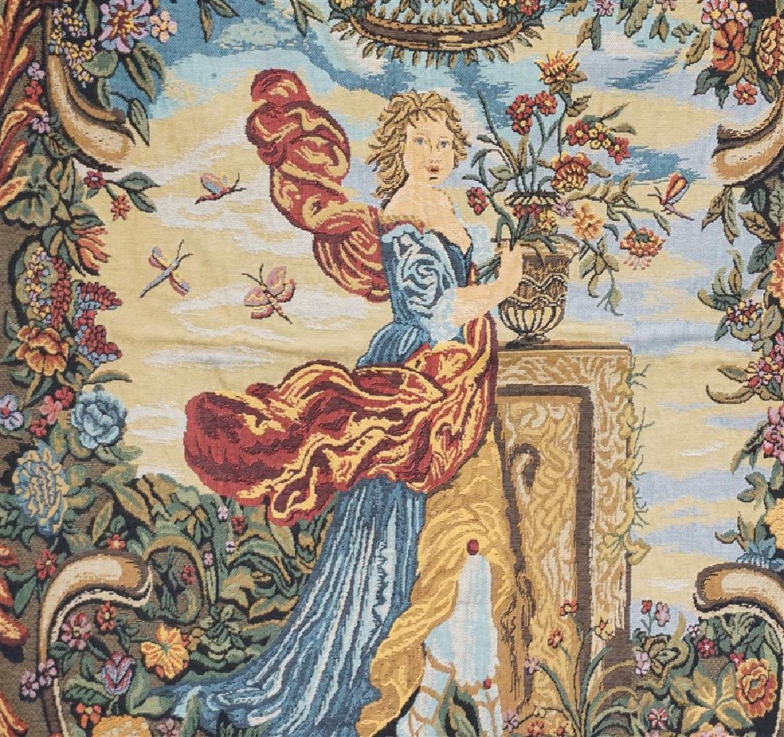 FRENCH ROMANTIC TAPESTRY - 2