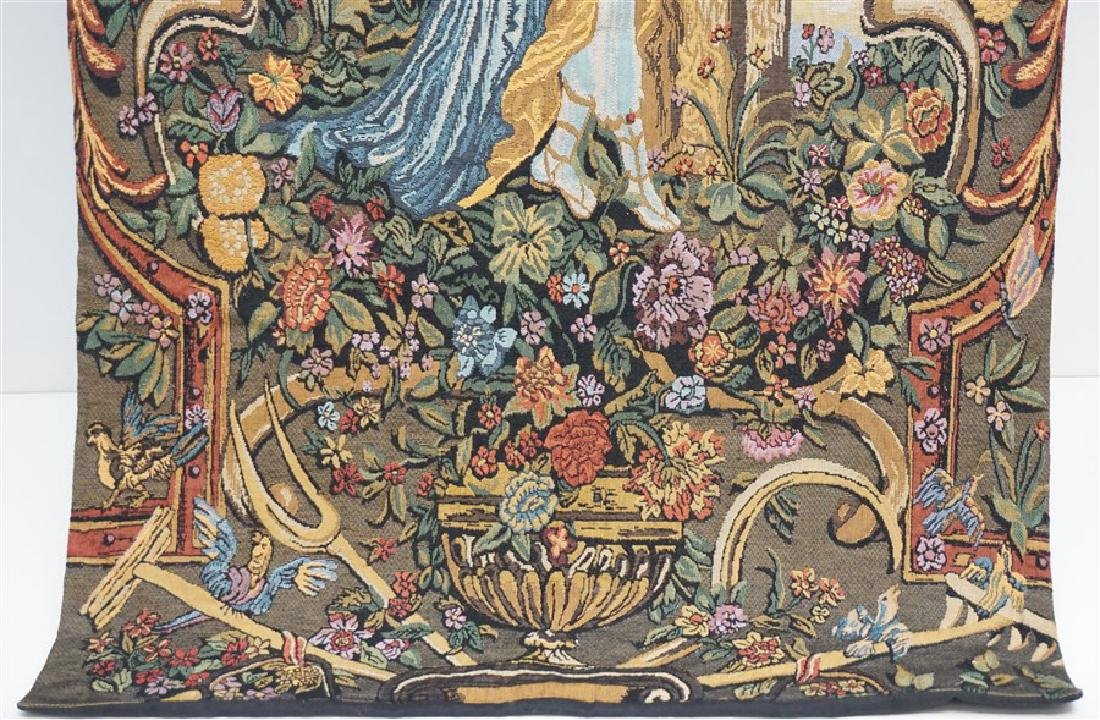 FRENCH ROMANTIC TAPESTRY - 3