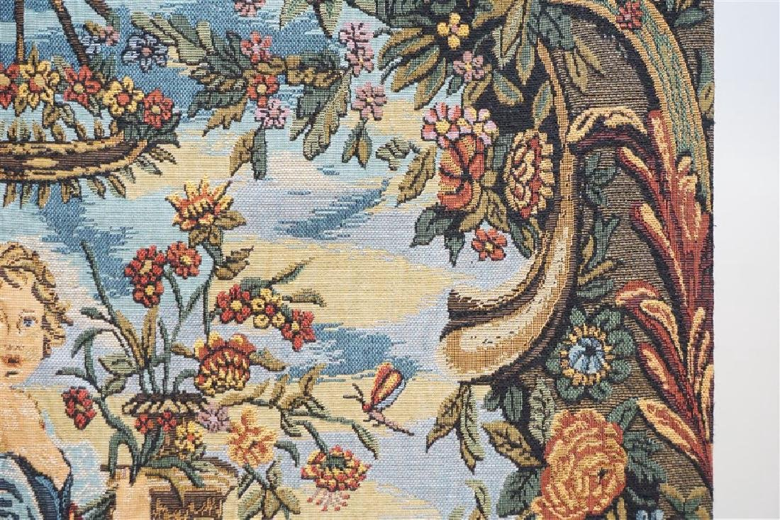 FRENCH ROMANTIC TAPESTRY - 4