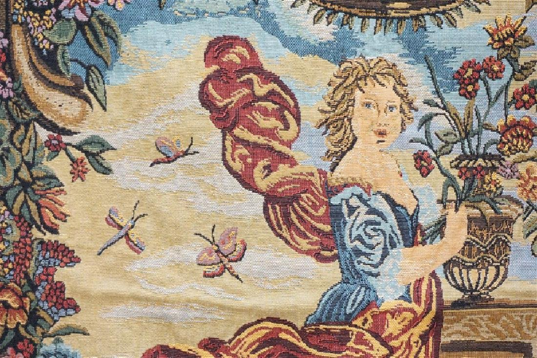 FRENCH ROMANTIC TAPESTRY - 5