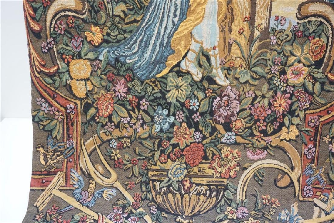 FRENCH ROMANTIC TAPESTRY - 6