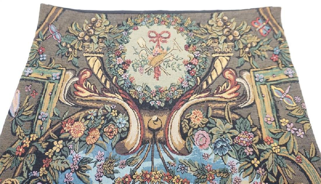FRENCH ROMANTIC TAPESTRY - 7