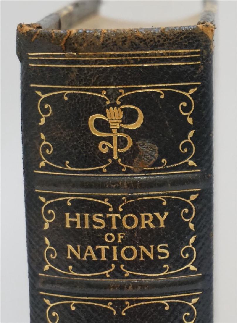 "1906 HISTORY OF NATIONS ""CHINA"" BOOK - 3"
