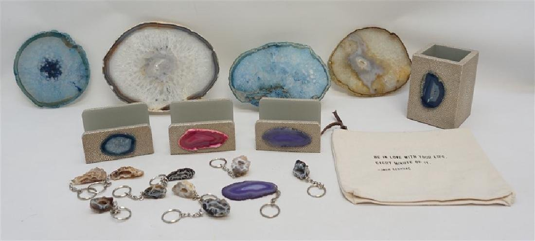 20 PC GIFT LOT NEW - GEODES