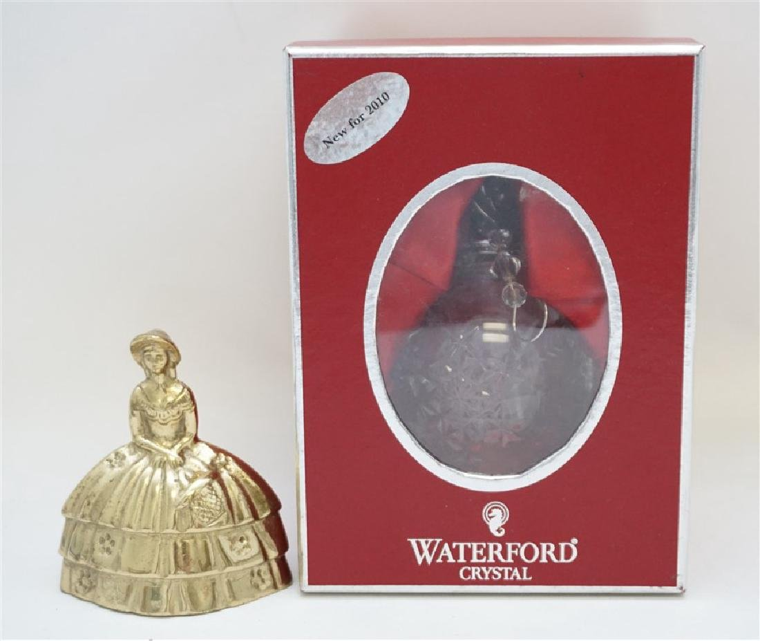 2010 WATERFORD CRYSTAL CHRISTMAS ORNAMENT - 5