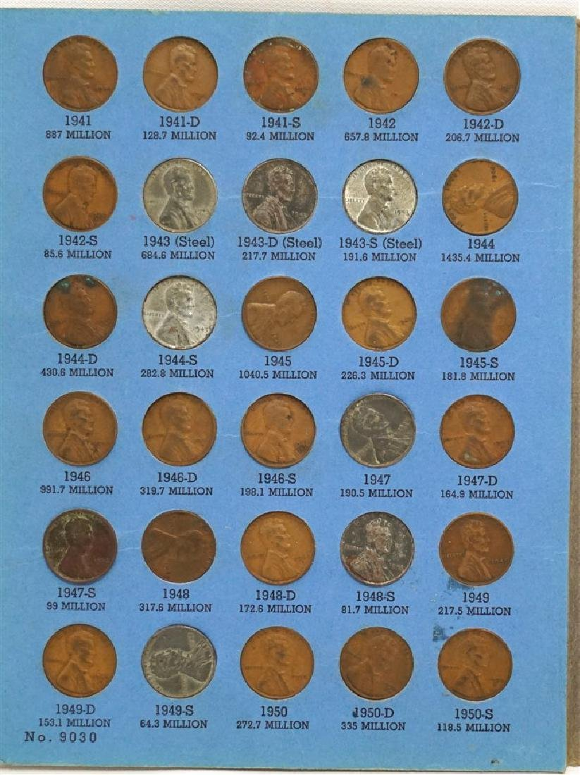 87 LINCOLN HEAD CENT PENNY COLLECTION 1906-1961 - 2