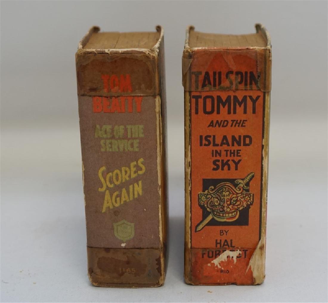 1936 & 1937 BIG LITTLE BOOKS TOM BEATTY - 2