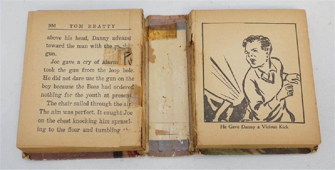 1936 & 1937 BIG LITTLE BOOKS TOM BEATTY - 3