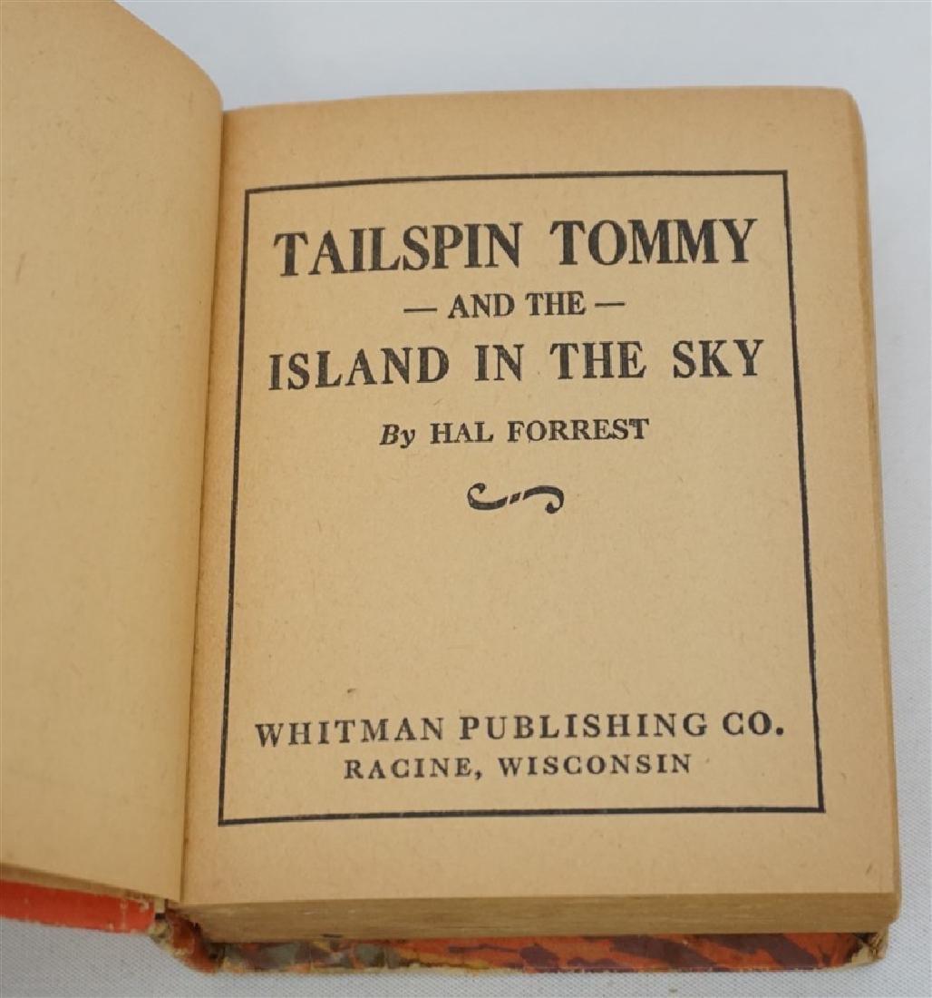 1936 & 1937 BIG LITTLE BOOKS TOM BEATTY - 4