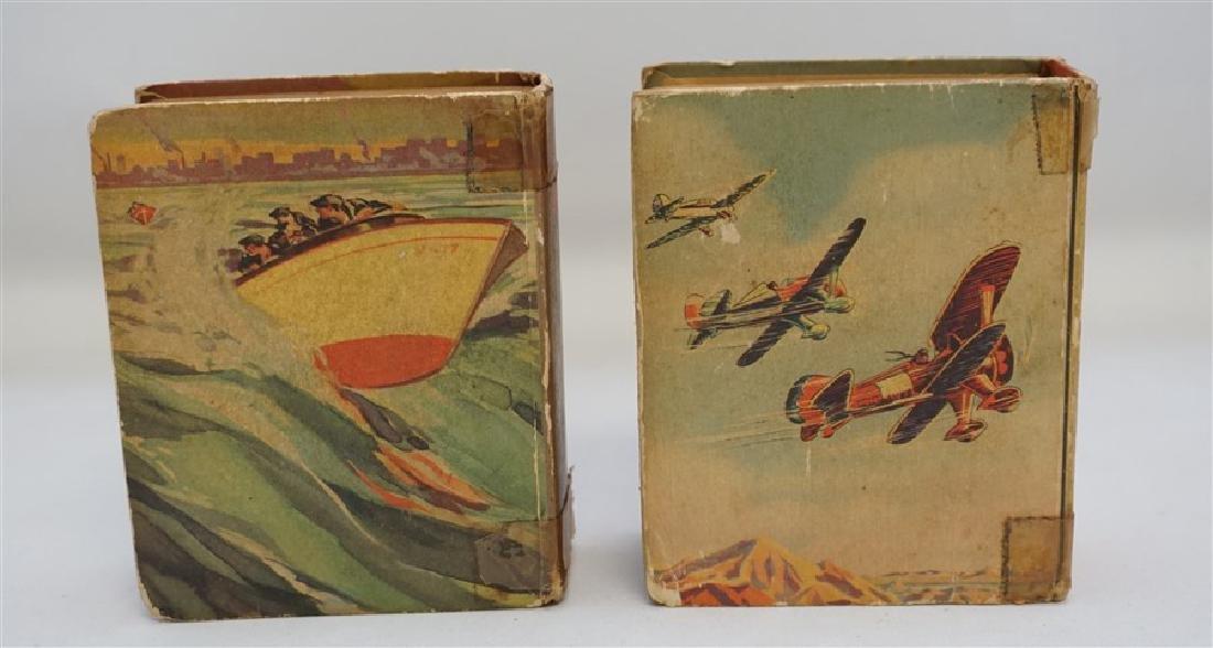 1936 & 1937 BIG LITTLE BOOKS TOM BEATTY - 6