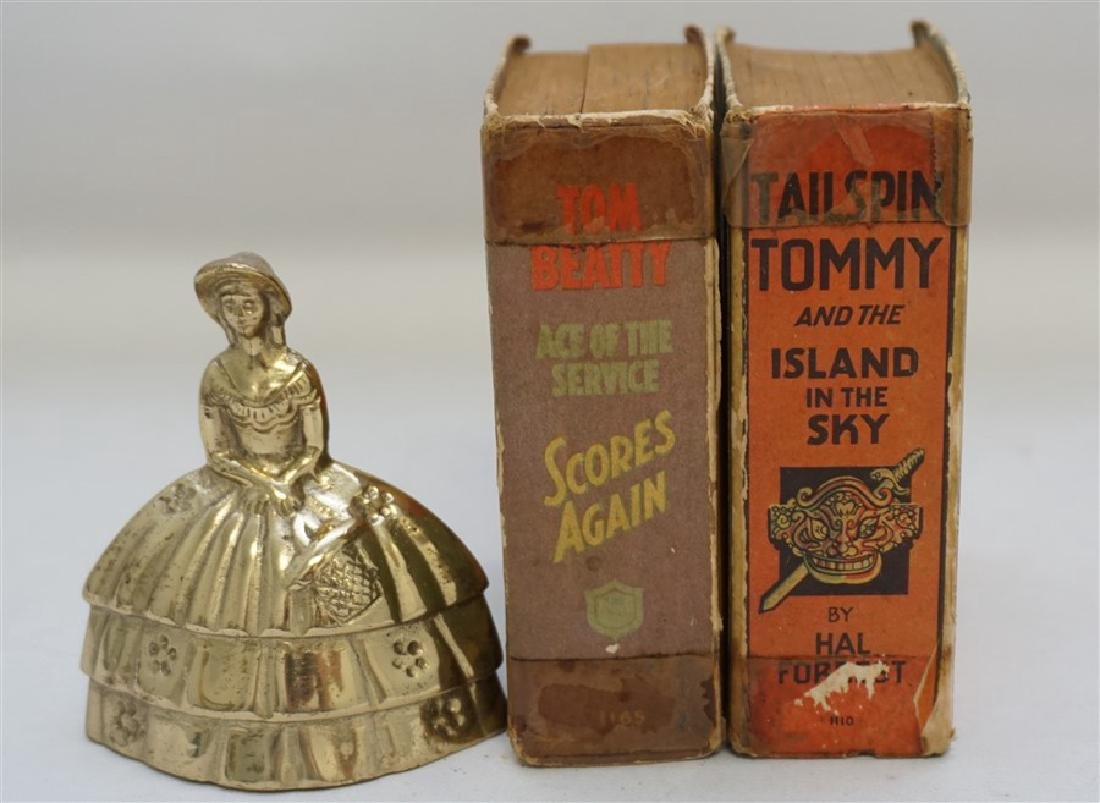 1936 & 1937 BIG LITTLE BOOKS TOM BEATTY - 7