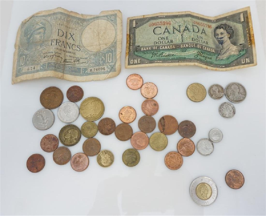 MISC FOREIGN COINS