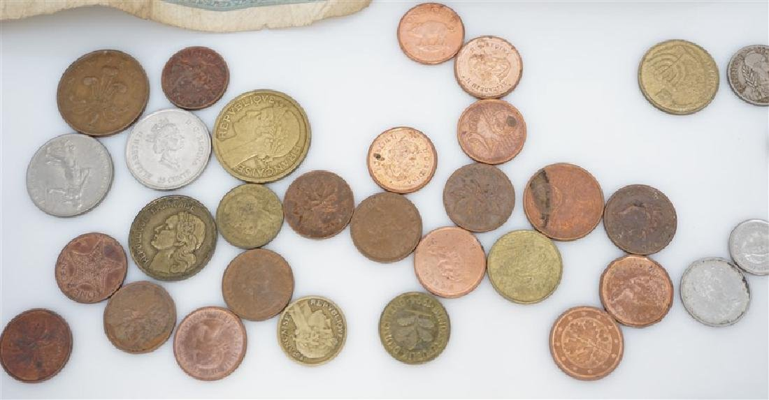 MISC FOREIGN COINS - 2