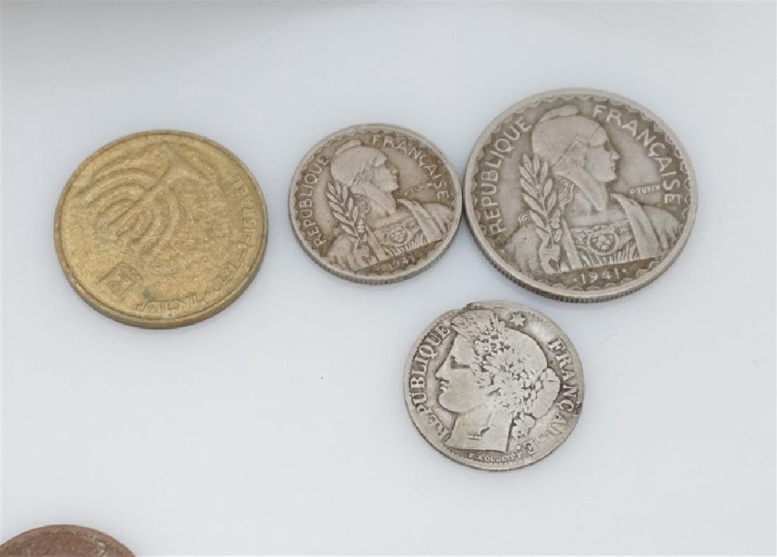 MISC FOREIGN COINS - 3