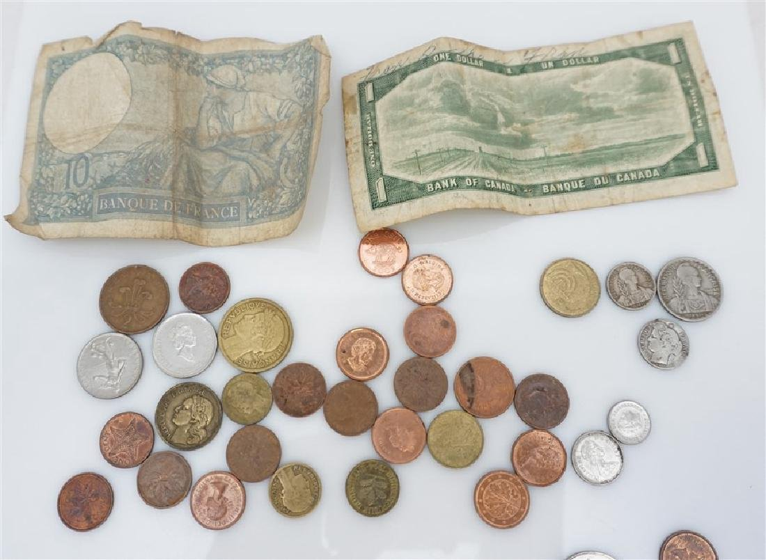 MISC FOREIGN COINS - 5