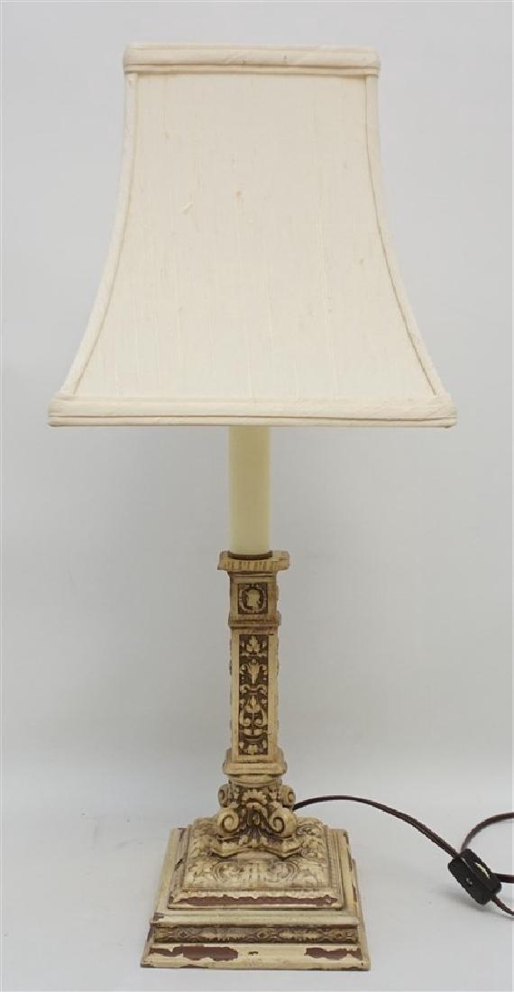 LAMPCRAFTERS CORINTHIAN DECORATIVE LAMP