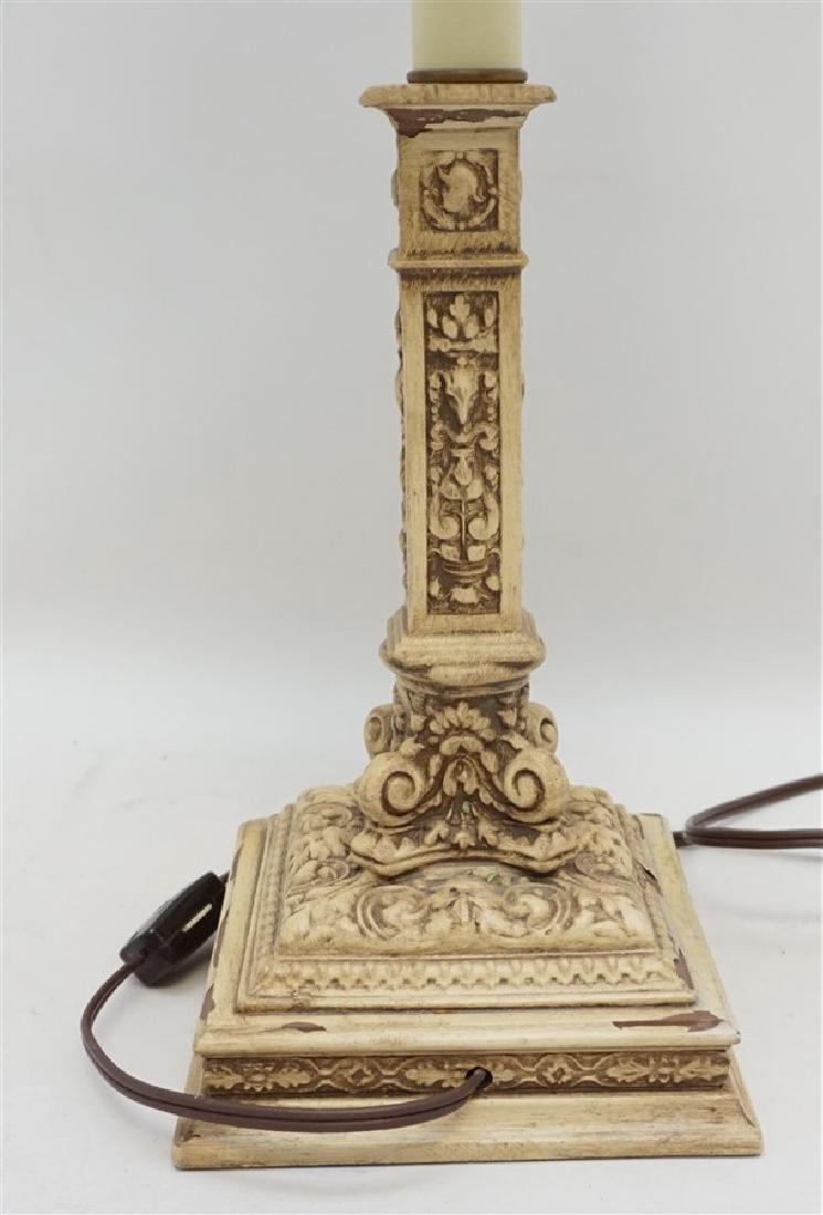 LAMPCRAFTERS CORINTHIAN DECORATIVE LAMP - 3