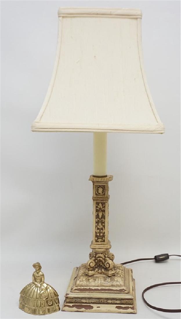 LAMPCRAFTERS CORINTHIAN DECORATIVE LAMP - 4