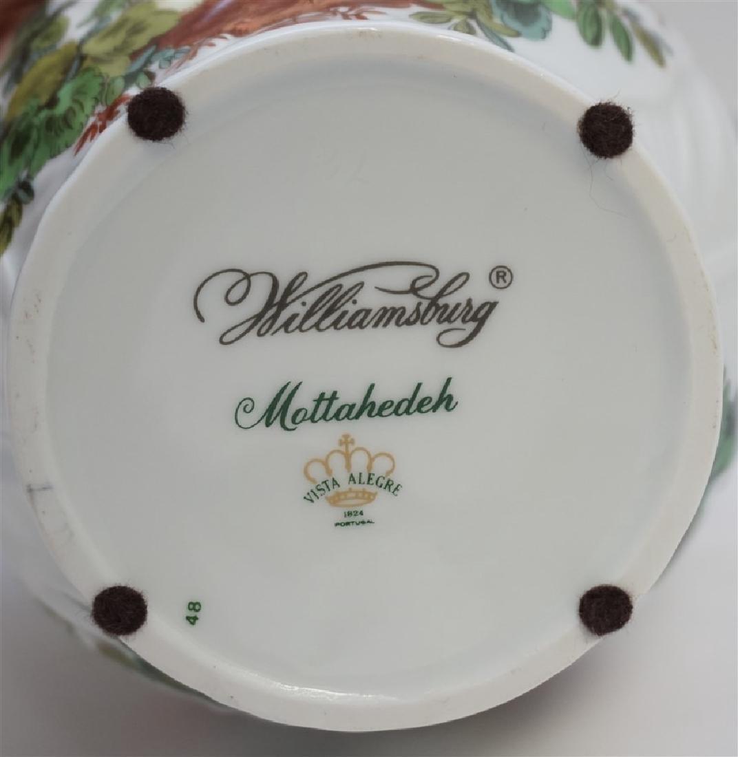 WILLIAMSBURG CHELSEA BIRDS MOTTAHEDEH PITCHER - 10
