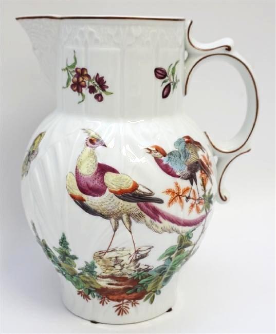 WILLIAMSBURG CHELSEA BIRDS MOTTAHEDEH PITCHER
